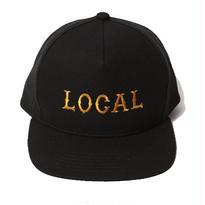 CUT RATE LOCAL CAP BLACK CR-17SS022