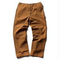 FUCT SSDD DUCK PAINTER PANTS BROWN #41204