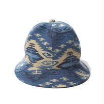 NATIVE WOOL METRO HAT BLUE[CR-15AW039]