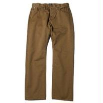 CUT RATE 5 POCKET SLIM CHINO PANTS BEIGE CR-16ST060