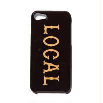 CUT RATE LOCAL iPhone CASE MUSTARD CR-17SS007