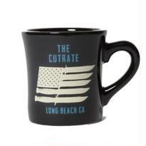 CUT RATE MUG CUP BLUE&RED CR-17SS008