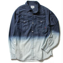FUCT SSDD GRADIENT RANCH SHIRT #41306