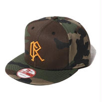 CUT RATE EMBROIDERY CAP CAMO CR-16AW009
