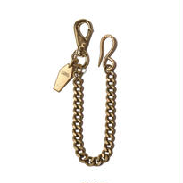 STANDARD WALLET CHAIN GOLD[CR-15AW049]