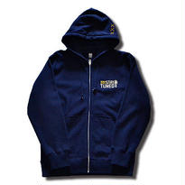 SNAZZY ZIP HOOD NAVY[MADSNZY]