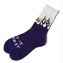 CUTRATE  FLAME SOCKS 3COLOR CR-17SS028