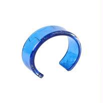 Oval Bangle Blue / オーバルバングル ブルー