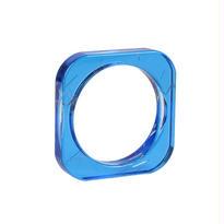 Square Bangle Blue / スクエアバングル ブルー