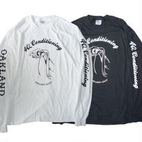 SALE! セール! 4Q  CONDITIONING  THROTTLE L/S TEE