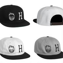 SALE! セール!  HUF x SPITFIRE  6 PANEL CAP