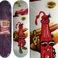 ALLTIMERS  KETCHUP DECK (8.12 x 32.1inch)