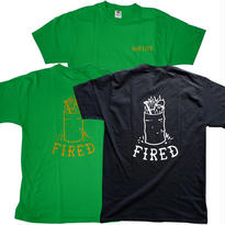 OUR LIFE  FIRED TEE