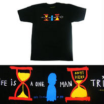 ANTI HERO  ONE MAN TRIP TEE