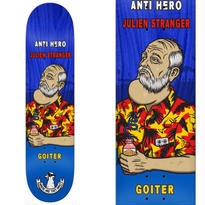 ANTI HERO JULIEN STRANGER WHERE ARE THEY NOW DECK  (8.28 x 31.65inch)