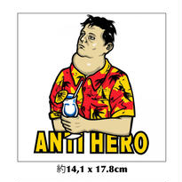 ANTI HERO  GOITER STICKER
