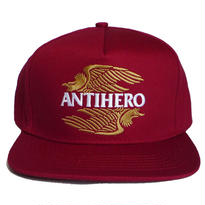 ANTI HERO AHXR EMBROIDERY SNAPBACK CAP