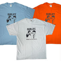 OUR LIFE  HELP TEE