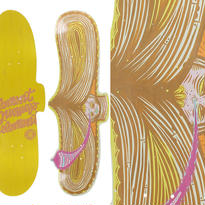 ELEMENT x THOMAS CAMPBELL WOMPUS F YA DECK (8.25 x 32inch)