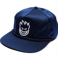 SPITFIRE BIGHEAD SATIN SNAPBACK CAP