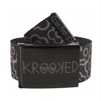 KROOKED SWEATPANTS WEB BELT