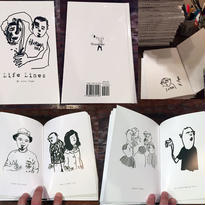 RUSS POPE  LIFE LINES  ART BOOK