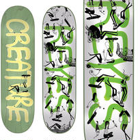CREATURE RYAN REYES HUMANOOVERS DECK (8 x 31.6inch)