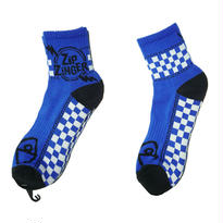 KROOKED  ZIP ZINGER  LOW CUT SOCKS