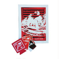 SALE! セール! SLAPPY HOUR  POSTER  + STICKER + KOOZIE