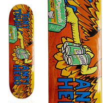 ANTI HERO TONY TRUJILLO TNT WHERE ARE THEY NOW DECK  (8.4 x 32inch)