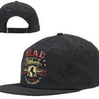 REAL MADE FOR EVERYWHERE SNAPBACK CAP
