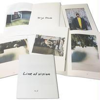 YUYA OKUDA  LINE OF VISION  PHOTO ZINE  VOL.3