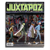 JUXTAPOZ MAGAZINE ISSUE #198 2017 JULY