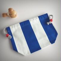 ●訳あり商品・限定1枚 ▽北欧柄▲お弁当袋(子供用)/Blue