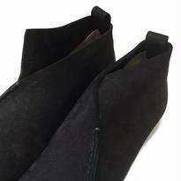 ヒムカシ製靴 / アルメニアモカシン ブラック