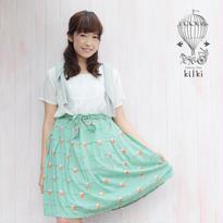 *SALE*スカート カクテルグラス