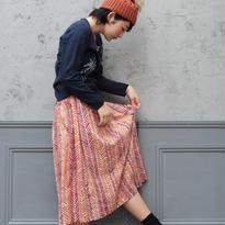 [2016AW]スカート ヘリンボーンペンシル