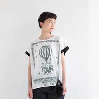 [2017SS]ドルマンリボンTシャツ バルーンパーティー(NH1706A)