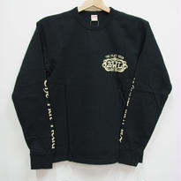 フラットヘッドxB.W.L L/S Tシャツ TSLB-01W「BWL LONG No.1」