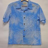 サンサーフ コットンリネン オープンシャツ SS37265 「ROYAL FLOWER」