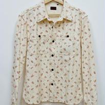 R.J.B FLOWER PAISLEYシャツ NS112L