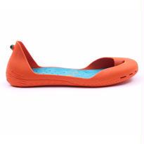 Orange Peel ボディ (Turquoise Blue インソール)