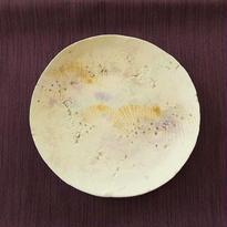 四寸皿 ②一点もの、神谷麻穂(高岡)
