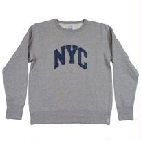 CITY FLOCKY SWEAT -NYC-