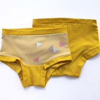 Yellow Confetti Underwear  //  Wolf Industries