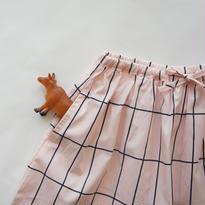 big grid wv skirt  // tinycottons