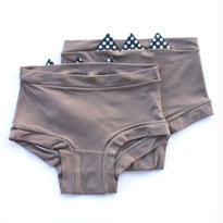 Grey Star Zig Zag Underwear  //  Wolf Industries