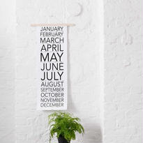 VERTICAL 2017 ( wall calendar ) // SNUG. STUDIO
