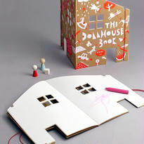THE DOLLHOUSE BOOK // ROCK & PEBBLE