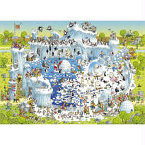 Funky Zoo,  Polar Habitat  :  Marino Degano - 29692